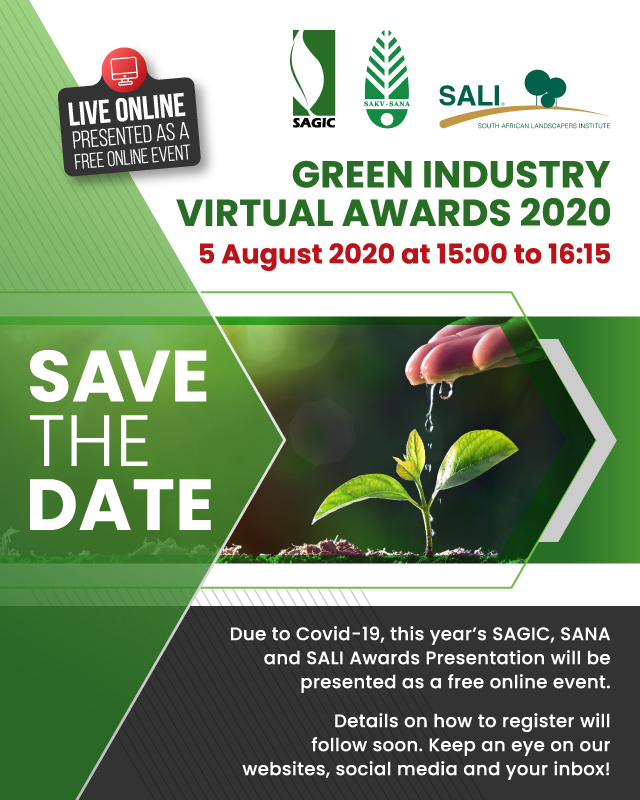 Green Industry Virtual Awards 2020