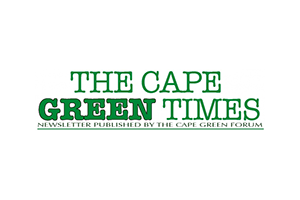 The Cape Green Times – Issue #100