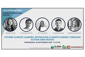ILASA Webinar: 30 September 2020
