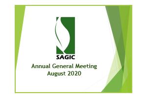 SAGIC AGM 2020 – Presentation