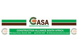 SAGIC part of the Construction Alliance of South Africa (CASA)